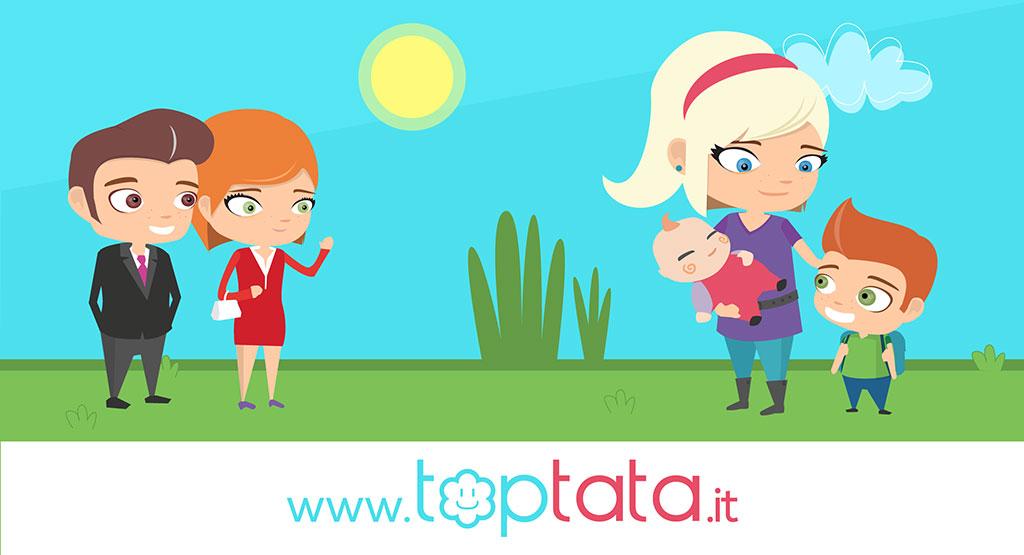 Cerca lavoro con Toptata