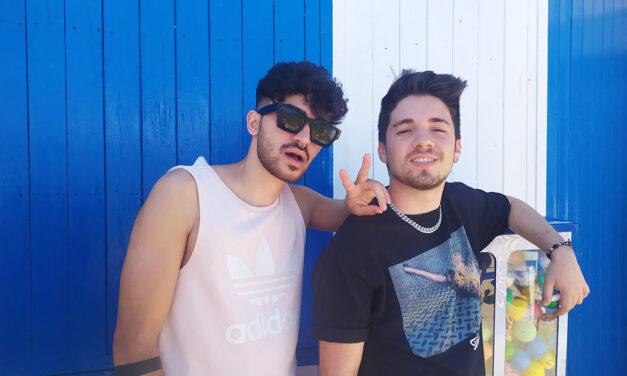 Matt e Bise in Sicilia per l'ultimo video