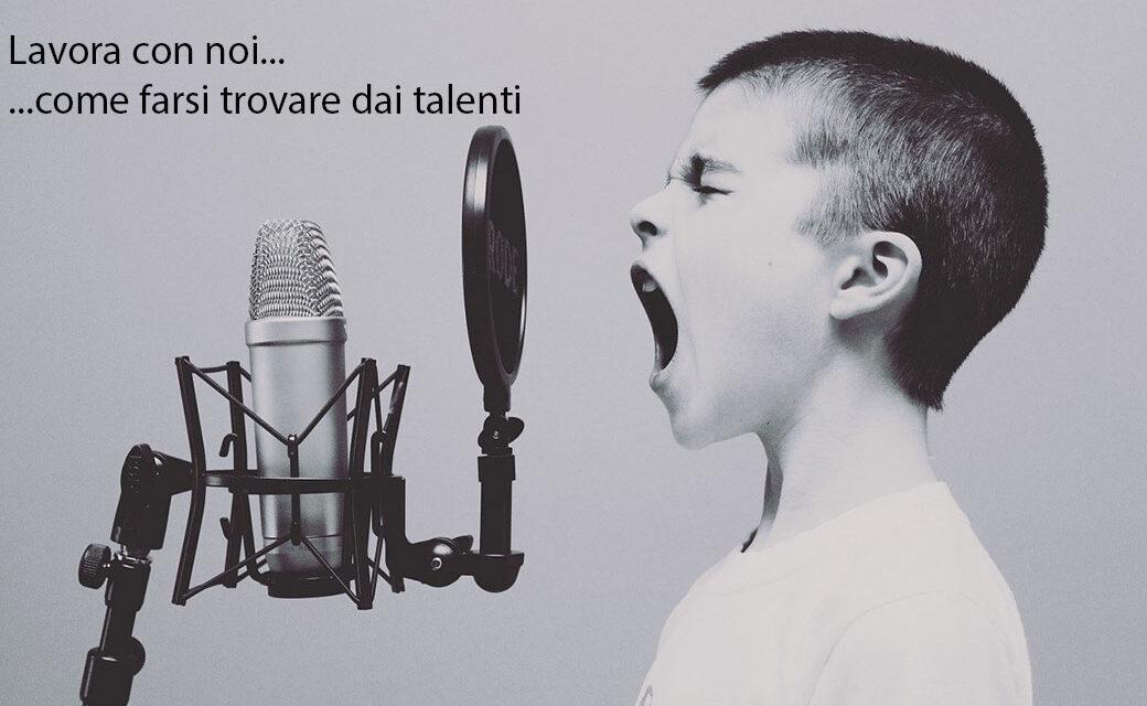 Pagina Lavora con noi: come farsi trovare dai talenti