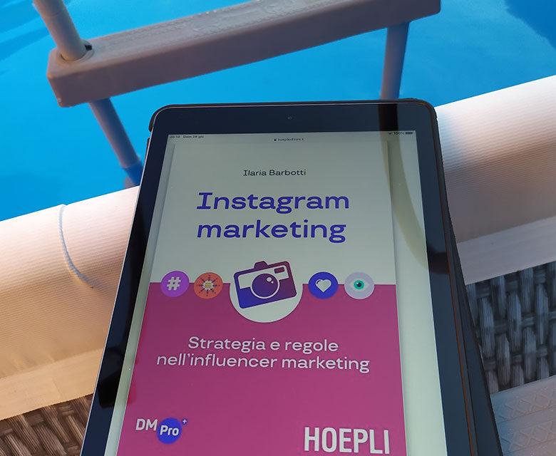 Recensione libro Instagram marketing di Ilaria Barbotti