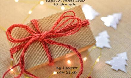 Regali di Natale 2020: 10 idee utili