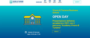 Open-day-Business-School-Vivere-di-turismo-di-Danilo-Beltrante-copertina