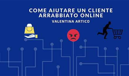Come aiutare un cliente arrabbiato online