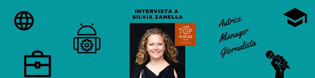 Intervista a Silvia Zanella
