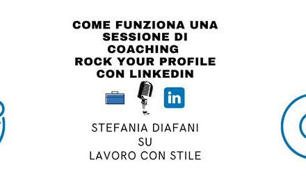 Come funziona una sessione di coaching con LinkedIn