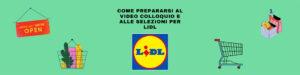 video-colloquio-Lidl-come-prepararsi