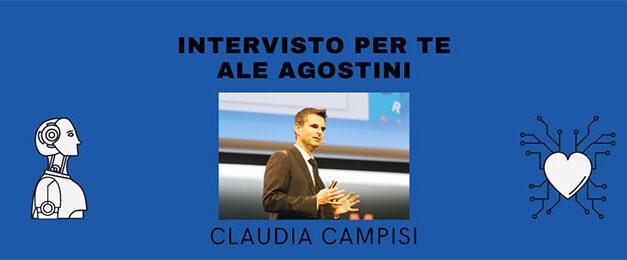 Intervista ad Ale Agostini professionista di digital marketing