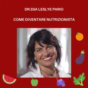Leslye-Pario