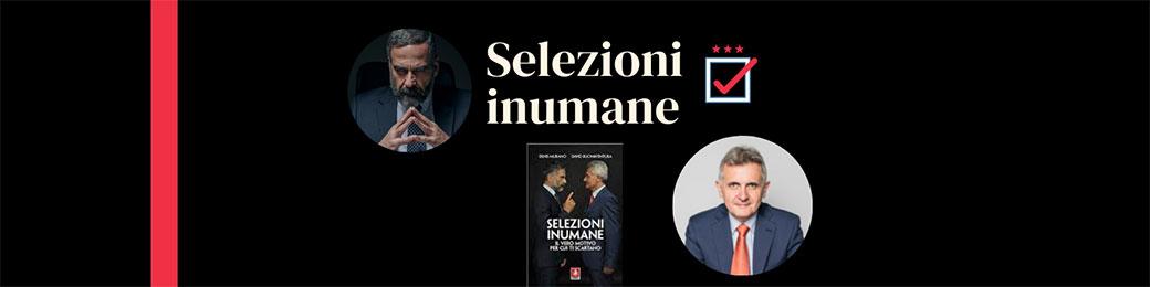 Recensione libro Selezioni inumane di Denis Murano e David Buonaventura